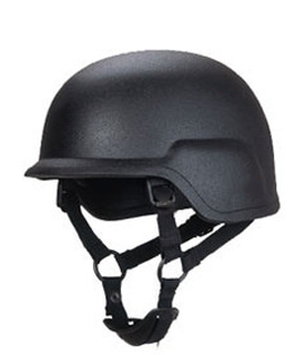 NEW LBA TETRAMID® LIGHTWEIGHT F6T MILITARY HELMET